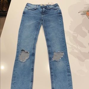NWT free people jeans sz 25